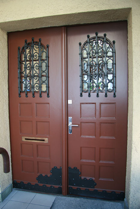 Antique wooden door restoration - Antique Wooden Door Restoration BUMAX Okna Drzwi Meble
